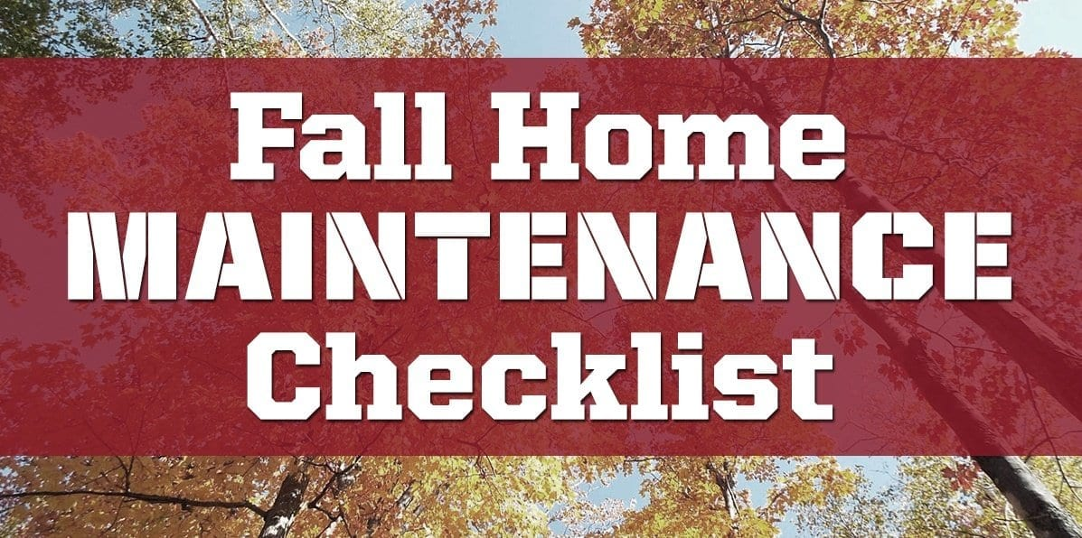 Calgary Roofing Companies | Claw Roofing Specialists Fall Home Maintenance Checklist | Claw Roofing Calgary - Full Service Roofing Company