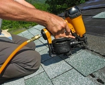 Calgary Roofing Companies | Claw Roofing Specialists Nail Gun Shingles | Claw Roofing Calgary - Full Service Roofing Company