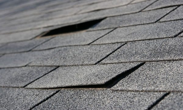 Calgary Roofing Companies | Claw Roofing Specialists Lifting Shingles -- Roof Inspection | Claw Roofing Calgary - Full Service Roofing Company