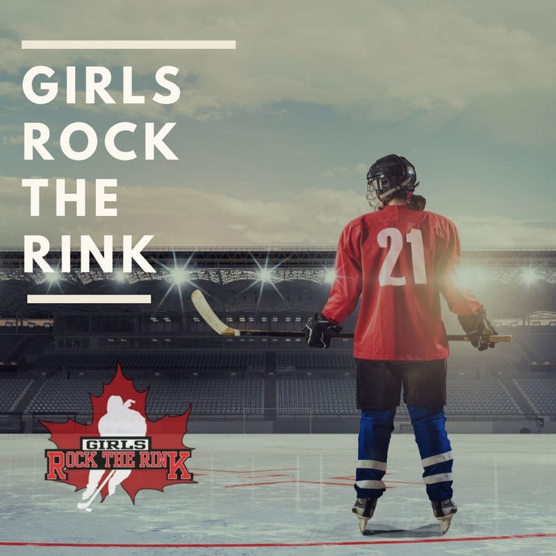 Girl's Rock The Rink