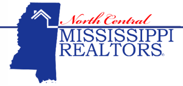 NORTH CENTRAL MISSISSIPPI BOARD OF REALTORS® Logo
